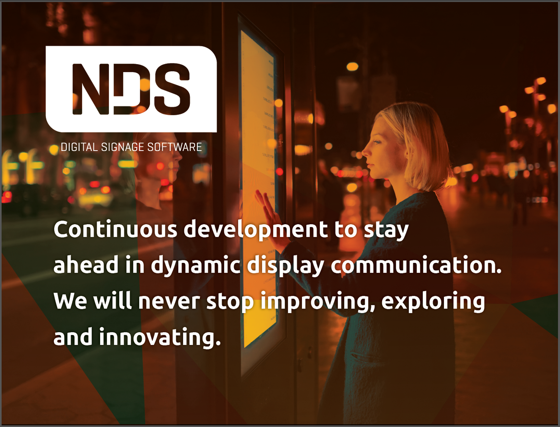 2016 – NDS Moving Forward