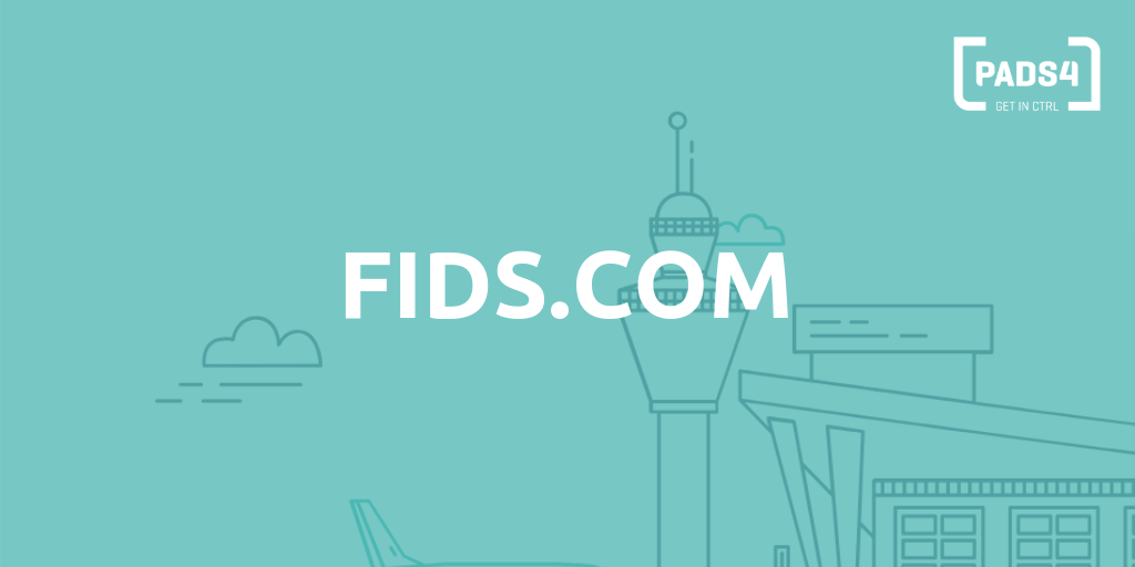 Complete overhaul of FIDS.com