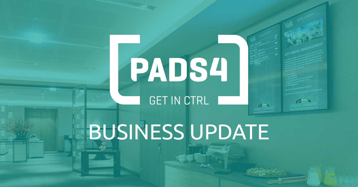 COVID-19 Business Update – 18 March 2020